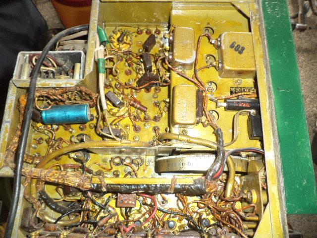 C'est décidé, le BC603 avec sa convertisseuse dynamotor dm 34 va reprendre du service ! DSC00292