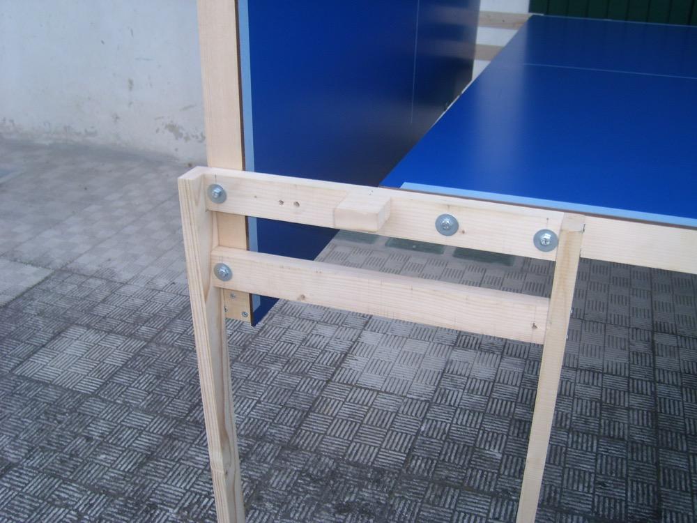 Tavolo ping pong esterno outdoor pieghevole misure - Tavolo esterno pieghevole ...