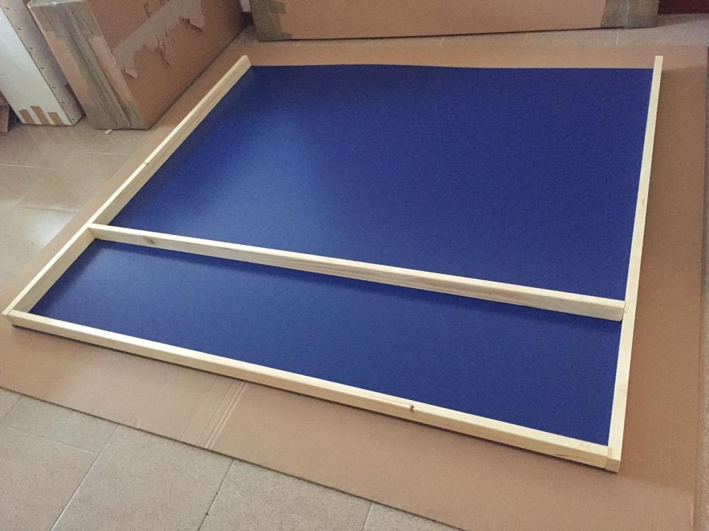 Piani per tavolo ping pong ping pong outdoor esterno fai da te pieghevole ebay - Costruire tavolo ping pong pieghevole ...
